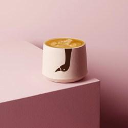 coffee pink