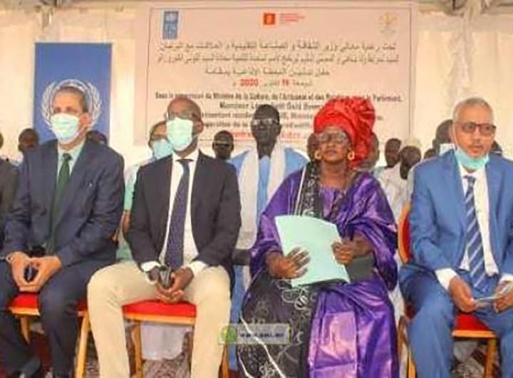 inauguration-radio-maghama-par-le-ministre-de-la-culture
