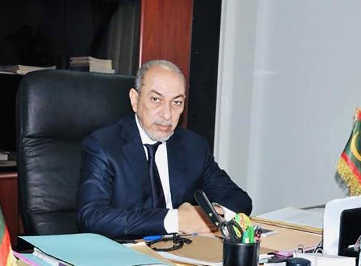 le-ministre-de-la-justice-mohamed-mahmoud-ould-cheikh-abdullah-bin-beyya-l-enquete-sur-le-dossier-de-corruption-en-mauritanie