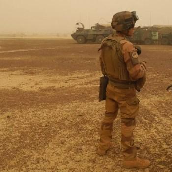 Une centaine de djihadistes neutralisés au mali