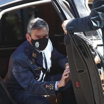 Espagne le chef d'état-major démissionne