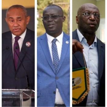 campagne pour la présidence de la CAF
