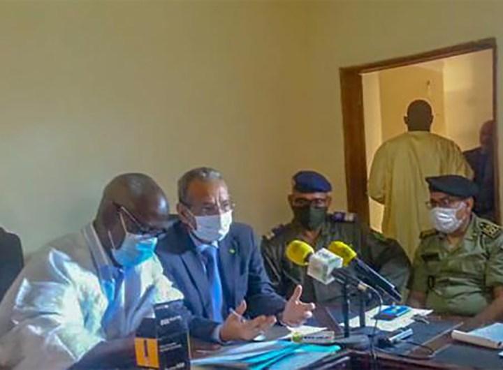 Kaédi Le conseil régional tient sa première session ordinaire
