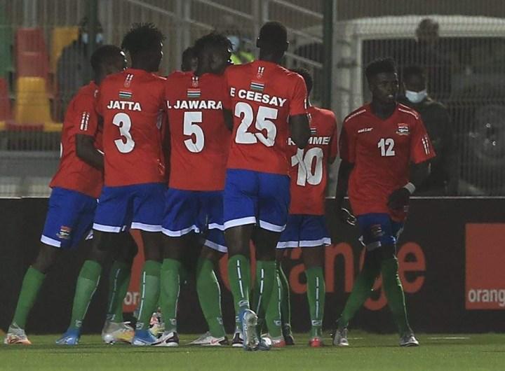 Can U20 la Gambie écrase la Centrafrique 3-0