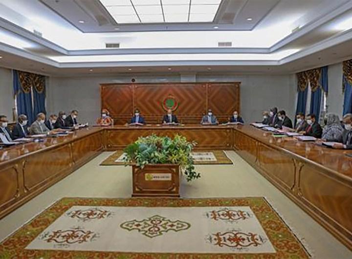 Communiqué du conseil des ministres du 24 Février