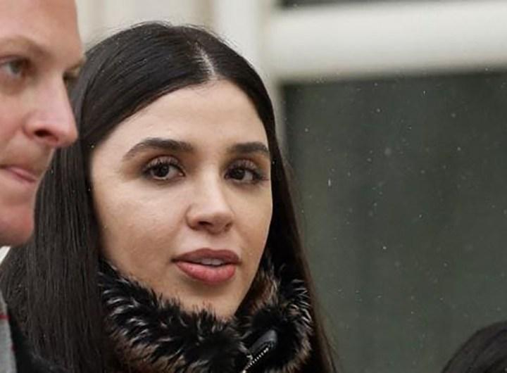 L'épouse d'El Chapo arrêtée