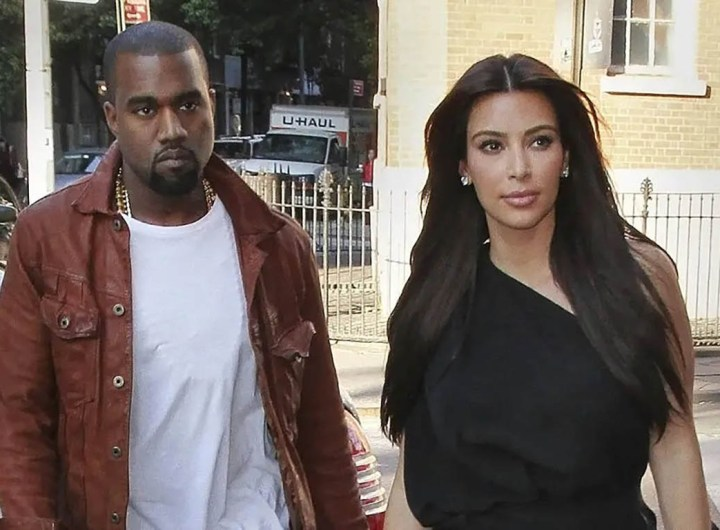 Kim Kardashian demande le divorce avec Kanye West