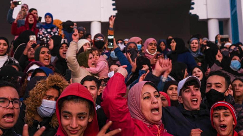 Arrêt de la contrebande au nord du Maroc