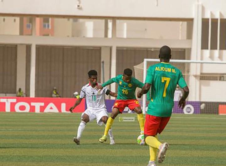 Can U20 le Ghana élimine le Cameroun et va en demi-finale