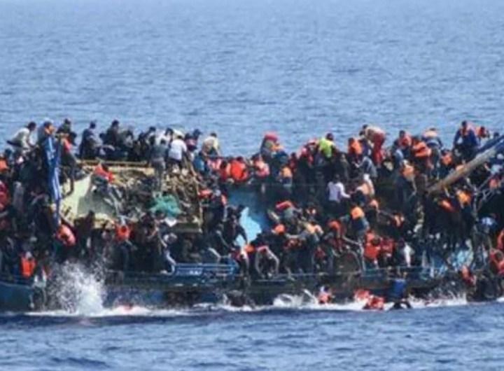 Migrants : 41 personnes portées disparues après le naufrage de leur embarcation