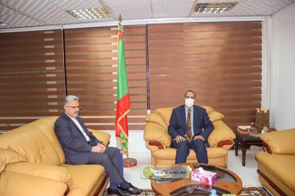 Coopération culturelle entre la Mauritanie et L'Iran