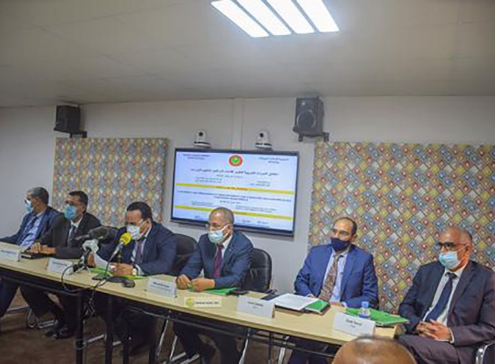 Contrôleurs financiers Mauritanie