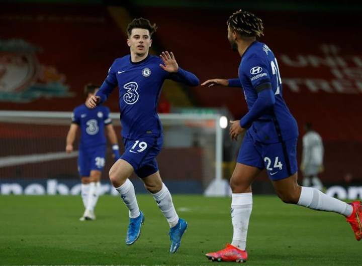 Angleterre Chelsea enfonce Liverpool