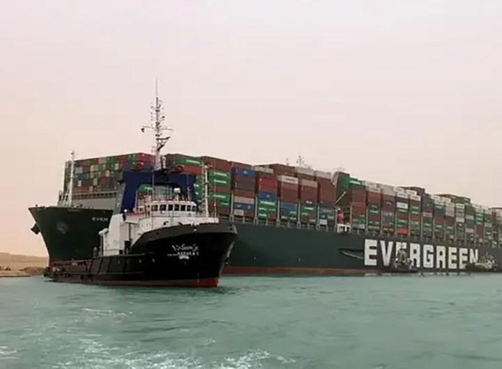Canal de Suez bloqué : une catastrophe commerciale inédite
