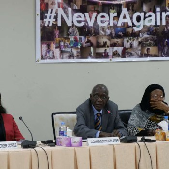 Gambie l'unique survivant d'un massacre de migrants en 2005 témoigne