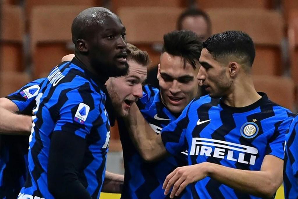 Inter domine Atalanta