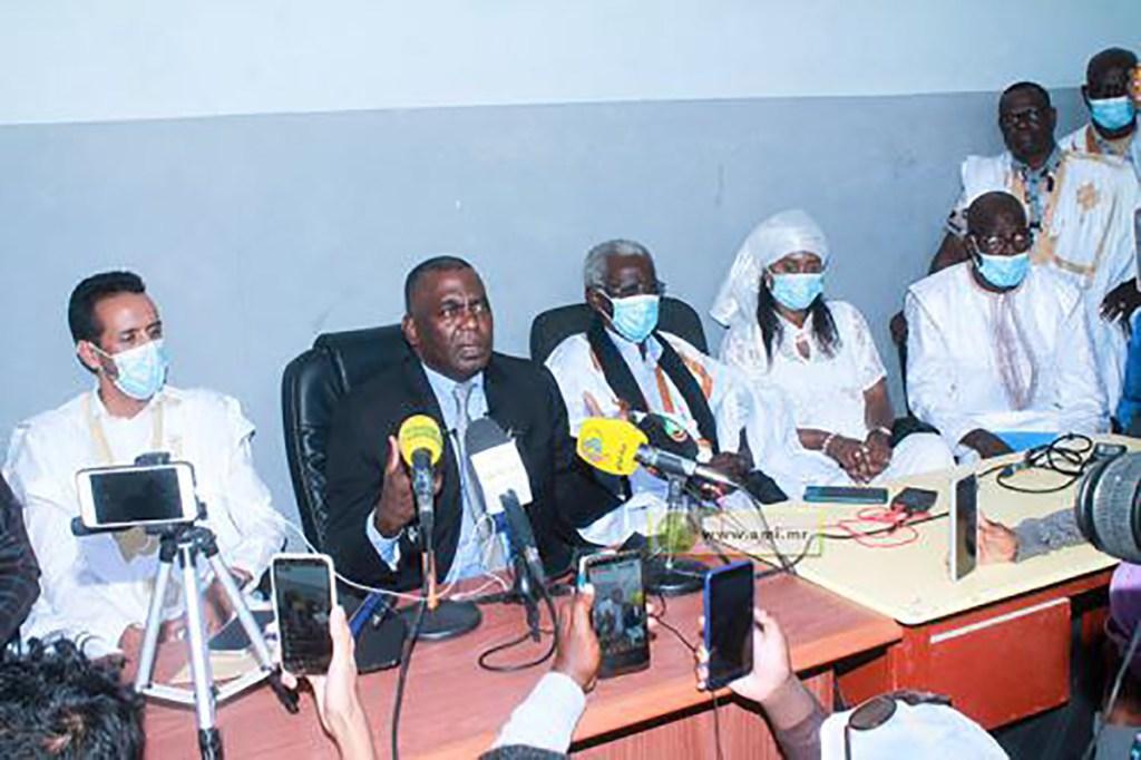 Le député Biram Dah Abeïd salue l'ouverture démocratique actuelle en Mauritanie