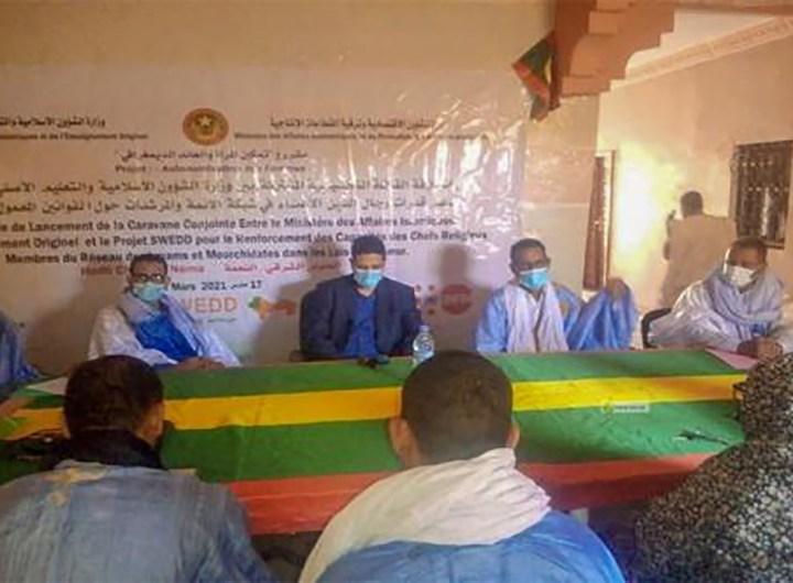 Néma Renforcement de capacité du réseau des imams et mourchidates