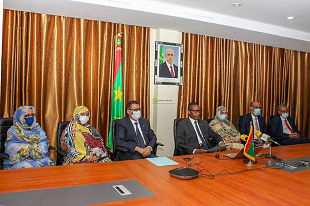 Premier ministre la Mauritanie dispose de plus de mille indices miniers