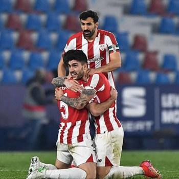 Coupe d'Espagne Bilbao rejoint le Barça en finale