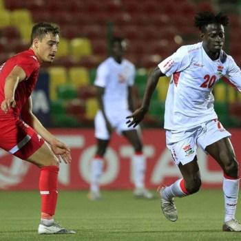 La Gambie gagne la 3ème place contre la Tunisie CAN U20