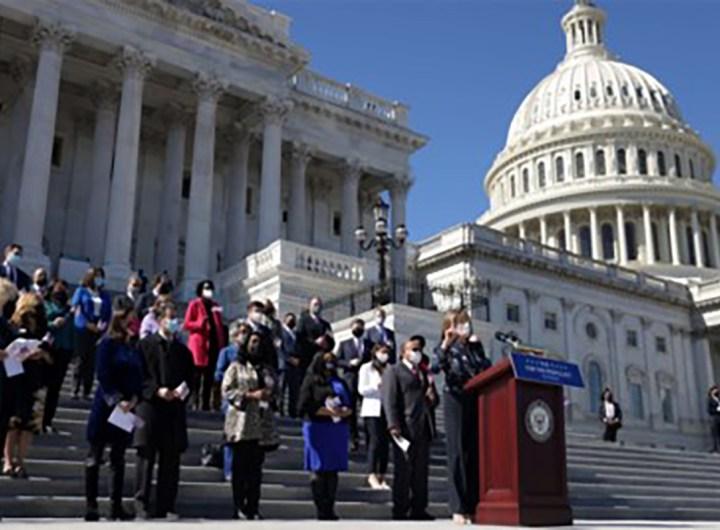 La police du Capitole craint l'attaque d'une milice ce 4 mars