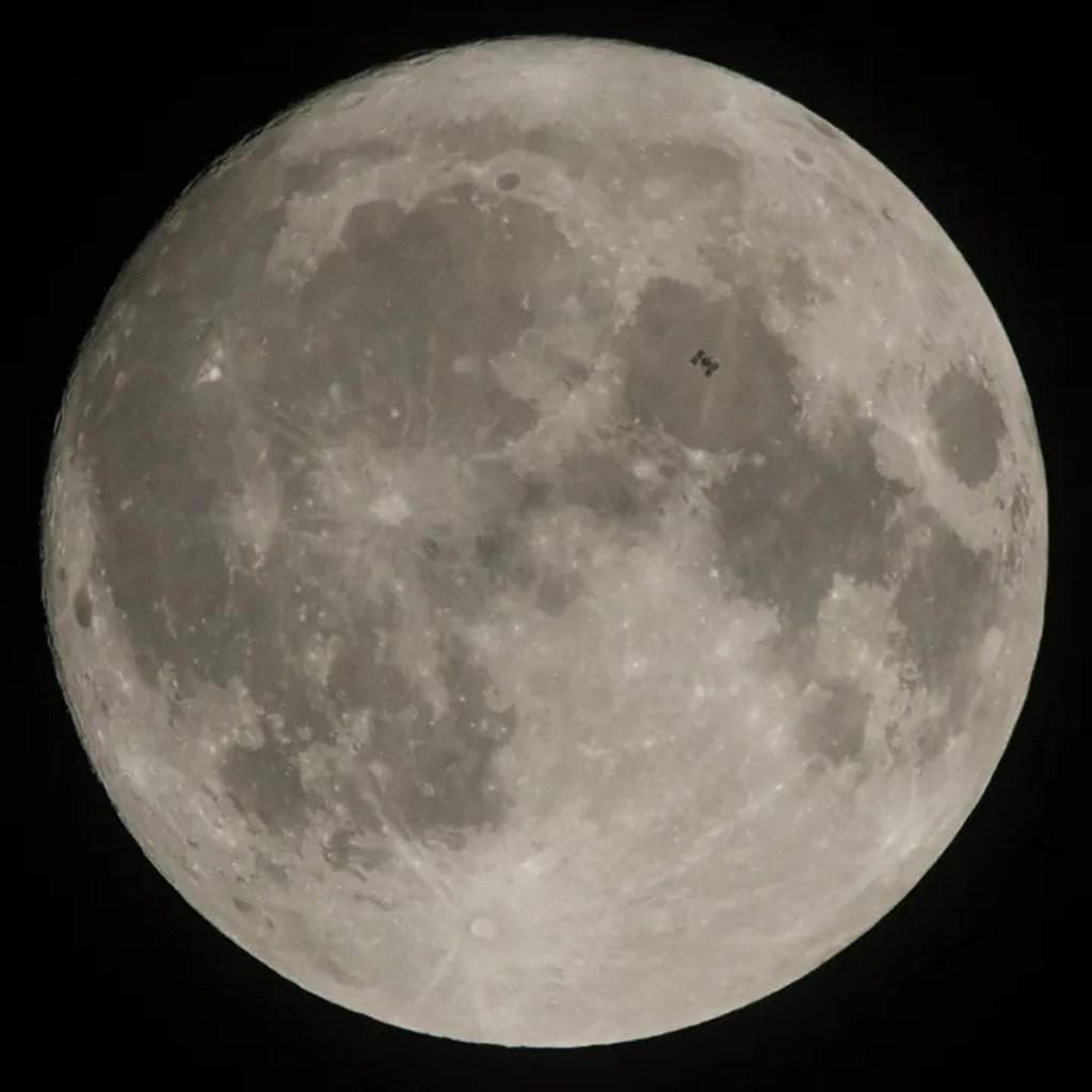 La Russie et la Chine vont construire une station lunaire