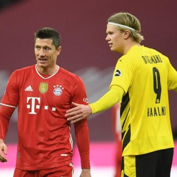 Le Bayern enfonce Dortmund