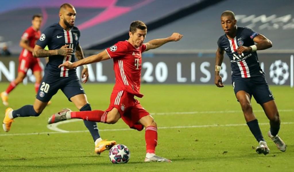 C1, Le tirage des quarts de finale, PSG-Bayern, Real-Liverpool