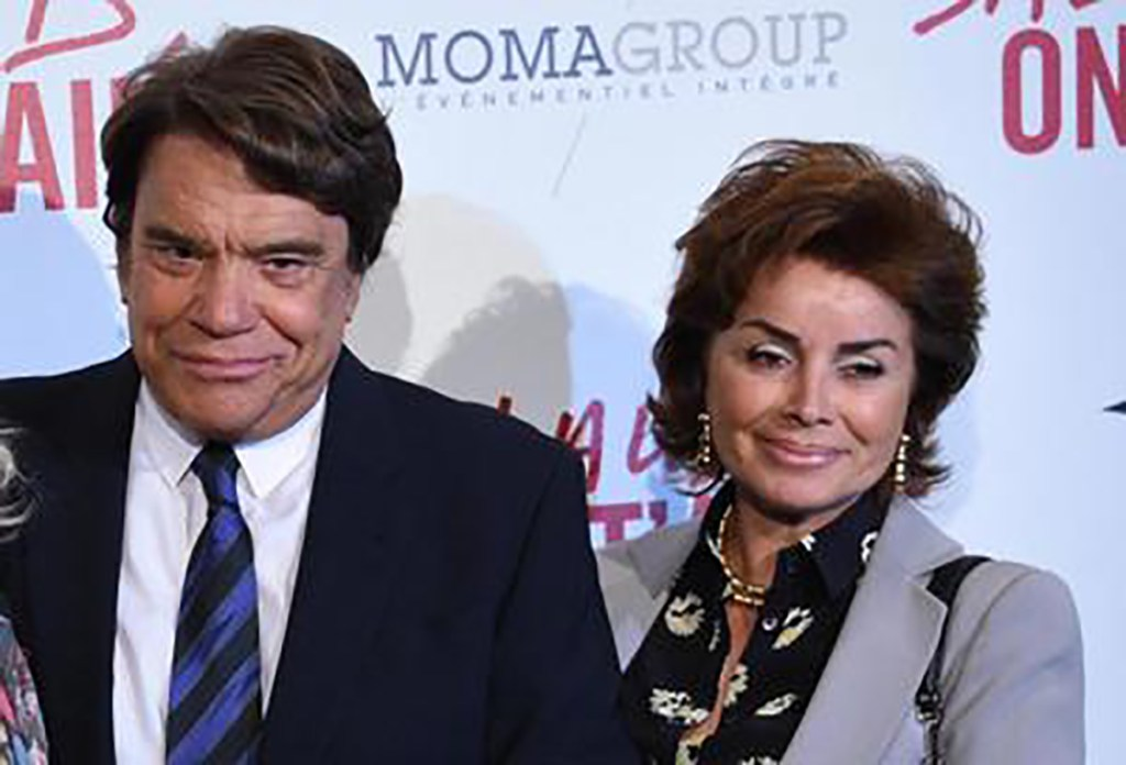 Bernard Tapie et son épouse frappés et ligotés lors d'un cambriolage