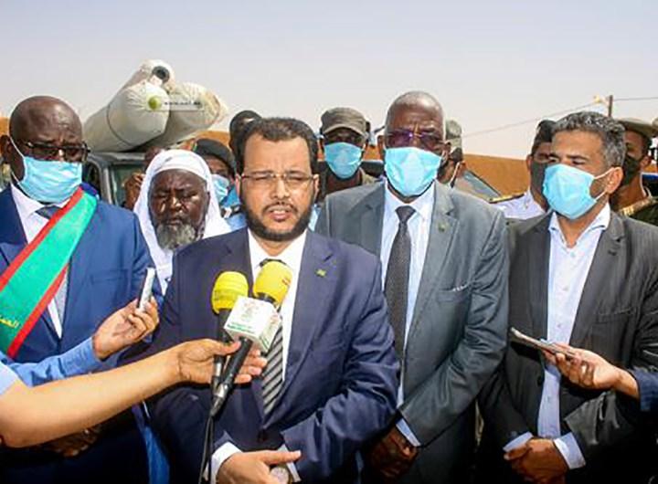 Campagne d'ameublement des mosquées Nouakchott