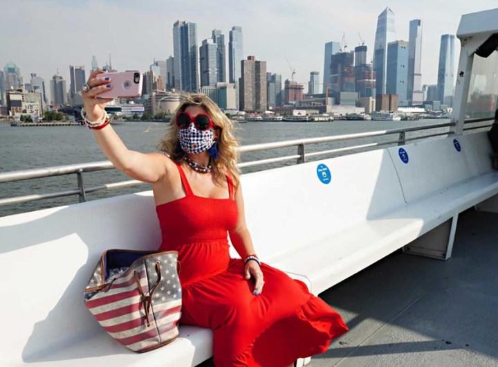 États-Unis: fin du port du masque en extérieur pour les personnes vaccinées