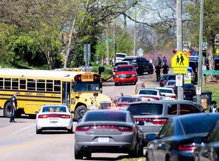 États-Unis : une fusillade dans un lycée du Tennessee fait un mort et des blessés