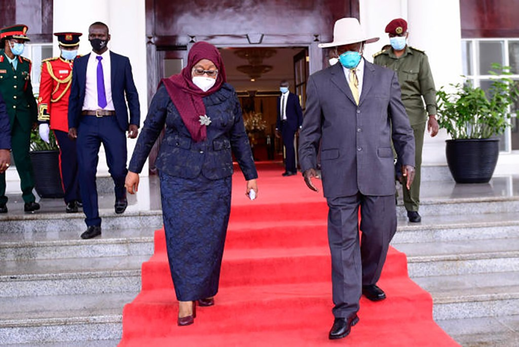 L'Ouganda et la Tanzanie construisent un oléoduc