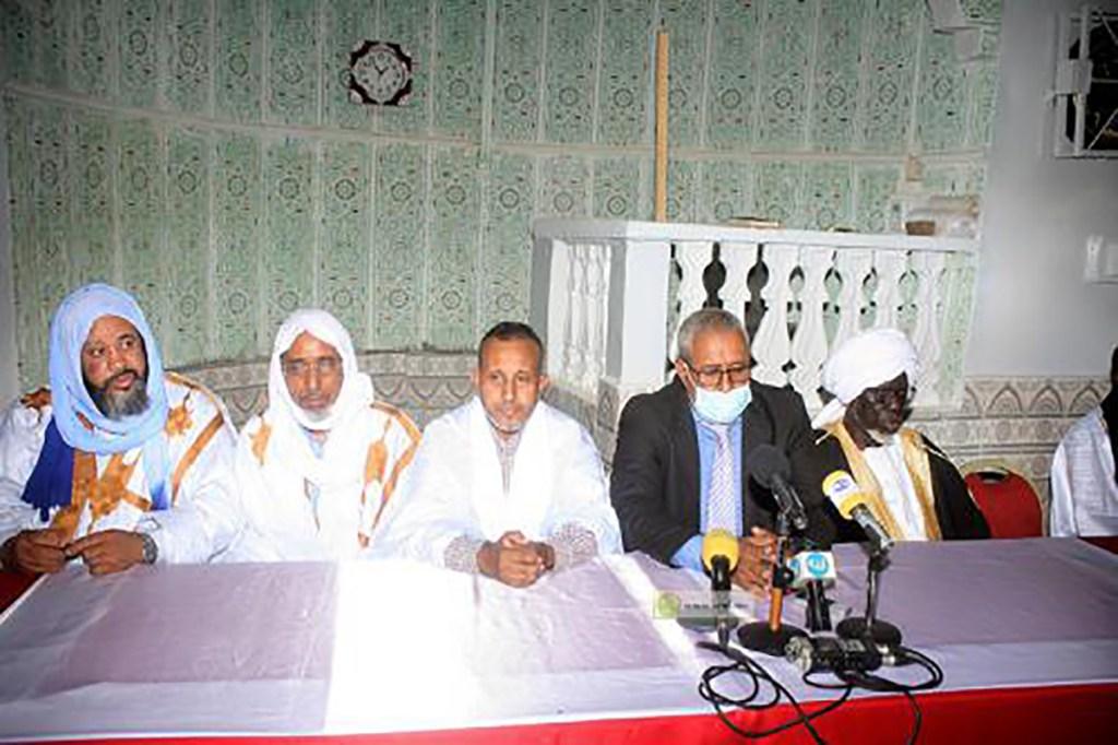 Nouakchott: Inauguration de la Zawiya Cheikh Mohamed El Hafedh