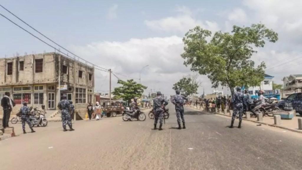 Présidentielle au Bénin : l'armée disperse des manifestants contre le pouvoir
