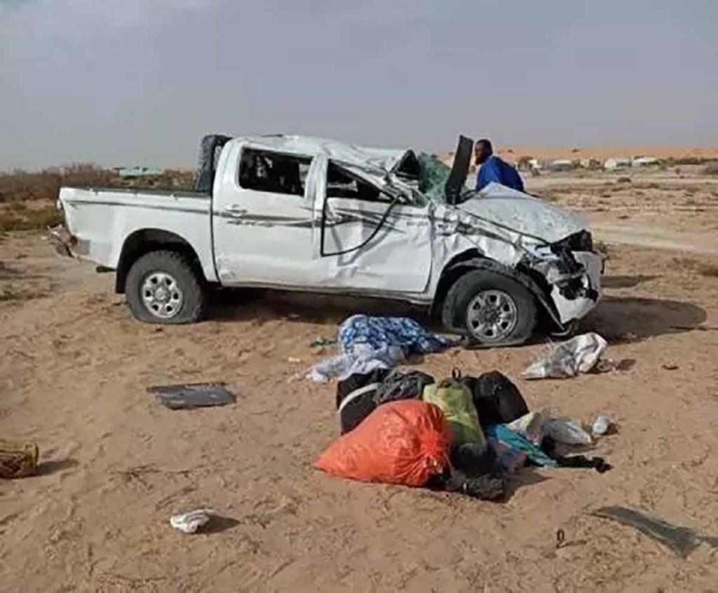 Un accident-sur-route-de-Rosso-fait-3-morts-et-plusieurs-blesses
