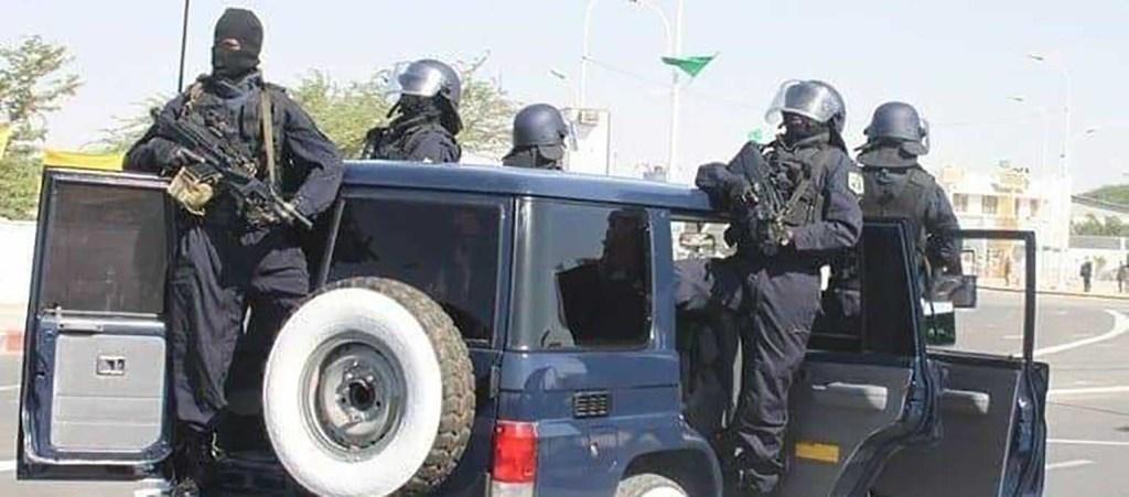 Arrestation d'un gang de transporteur entre Tiguint et Nouakchott