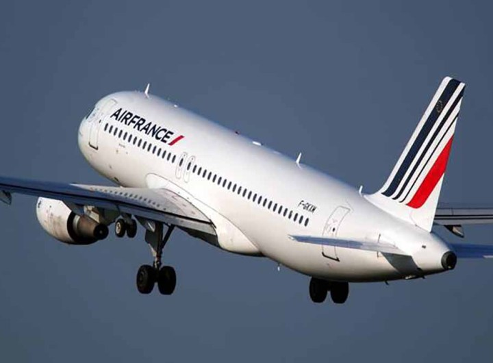 Air France fait voler son premier avion à l'huile de cuisson