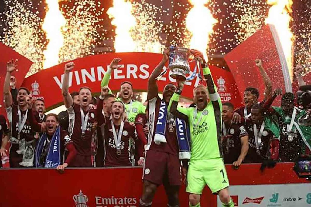 Coupe d'Angleterre : Leicester bat Chelsea 1-0 en finale