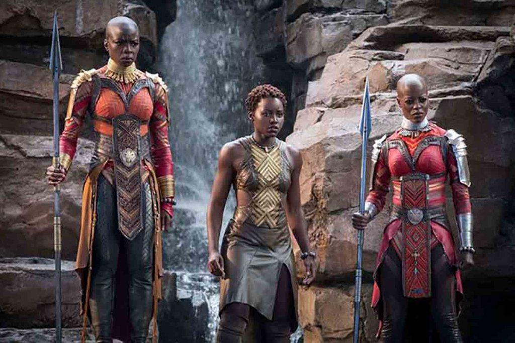 """La nouvelle série sur l'univers """"Black Panther"""" sera centrée sur le personnage d'Okoye"""