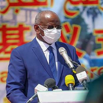 Ministre de l'Intérieur: le système de surveillance publique (caméras de surveillance) de Nouakchott, pour la modernisation des services de sécurité