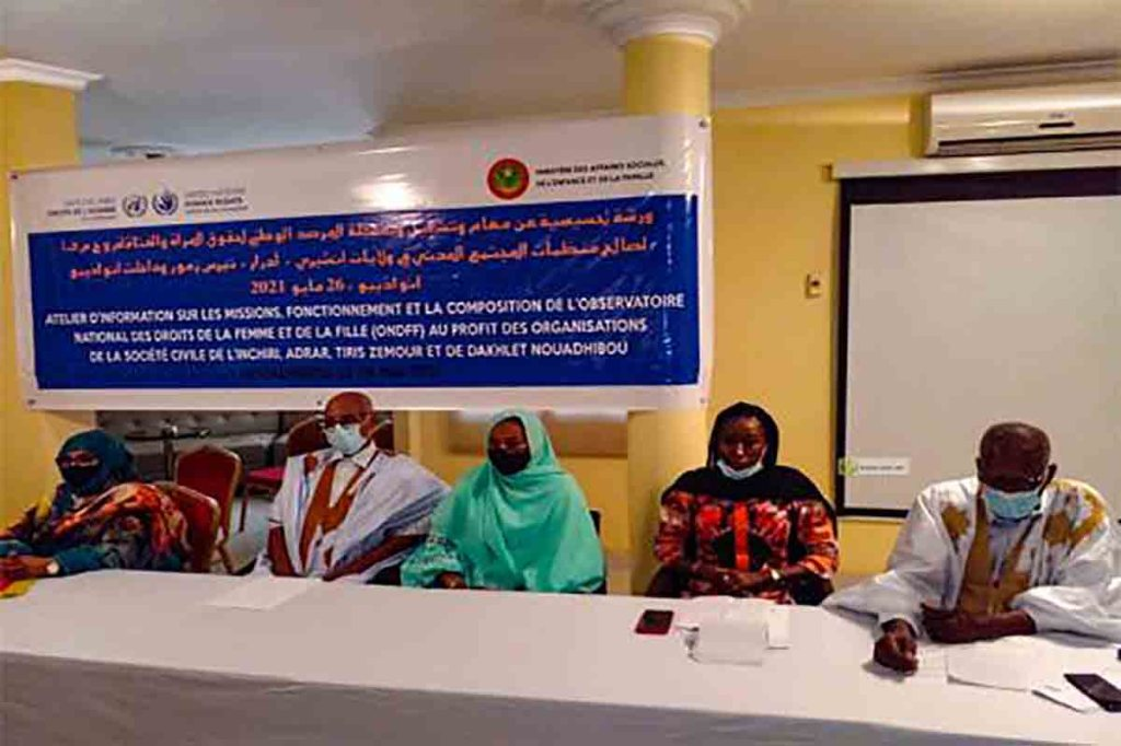 missions de l'observatoire des droits de la femme et de la fille