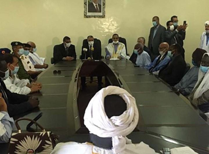 Nouadhibou : remise d'aides financières aux imams, cheikhs de mahadras et muezzins