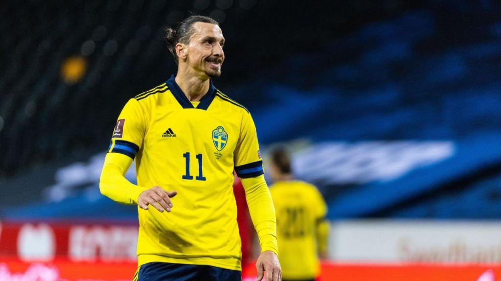 Zlatan Ibrahimovic forfait pour l'Euro 2021 avec la Suède