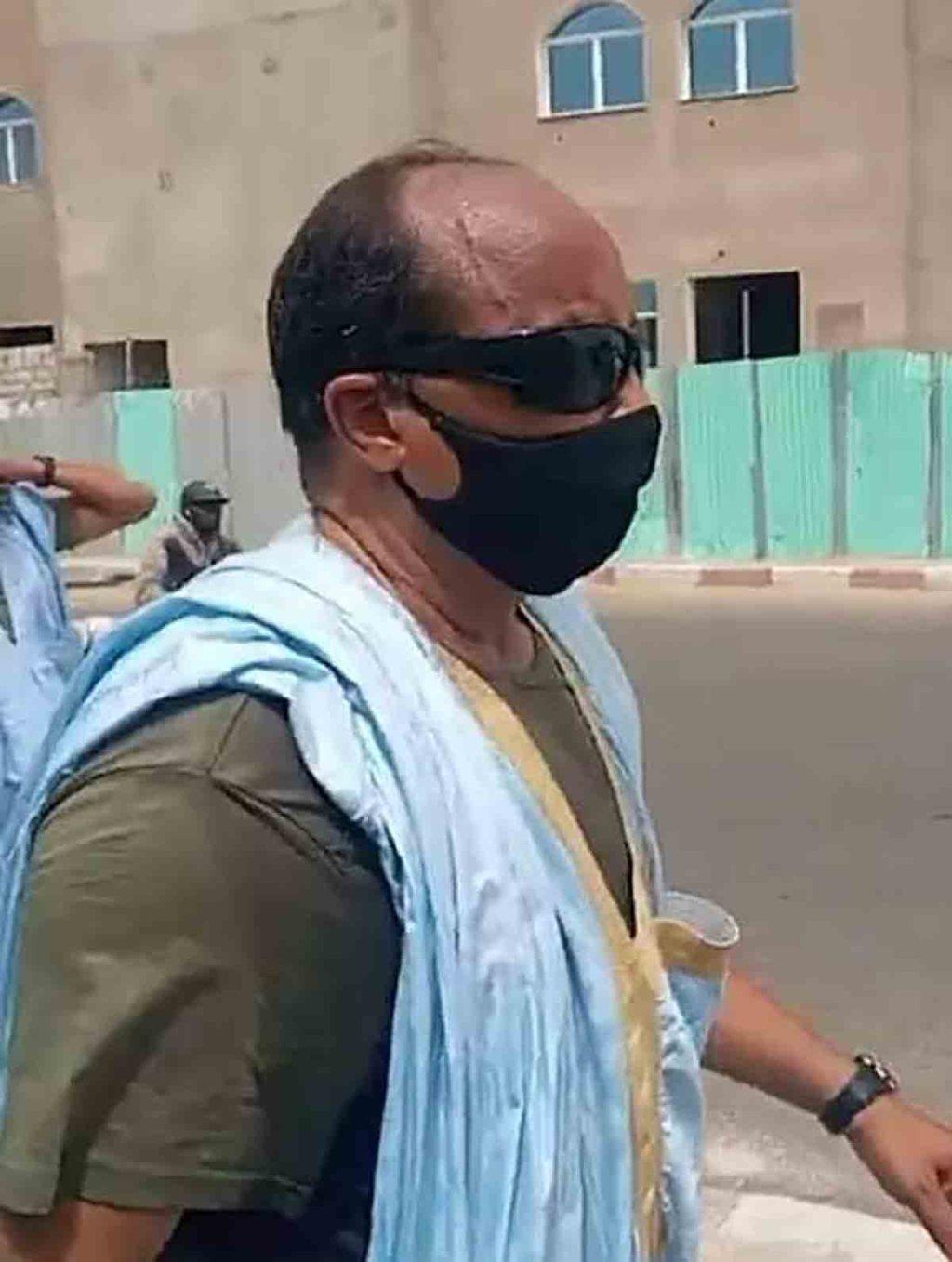 L'ancien président Aziz affirme avoir reçu un message menaçant de la police