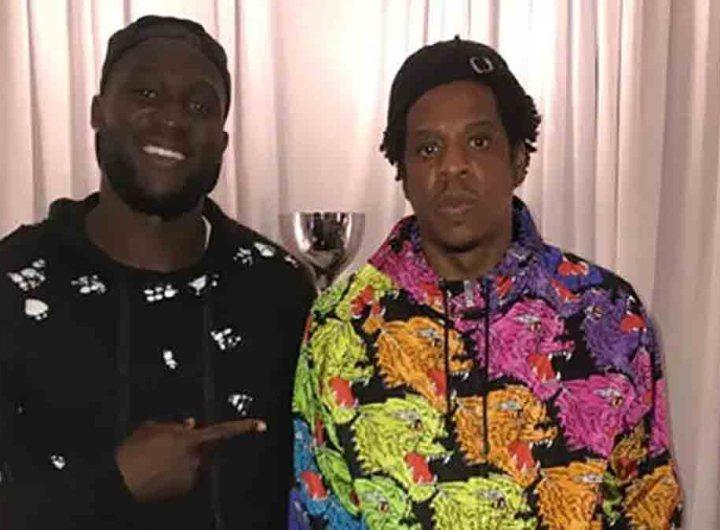 Jay-Z se confie sur sa relation avec le footballeur Romelu Lukaku
