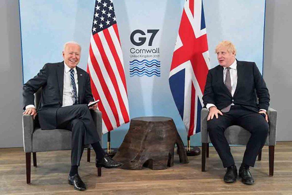 Le G7 va s'engager à distribuer un milliard de doses aux pays pauvres