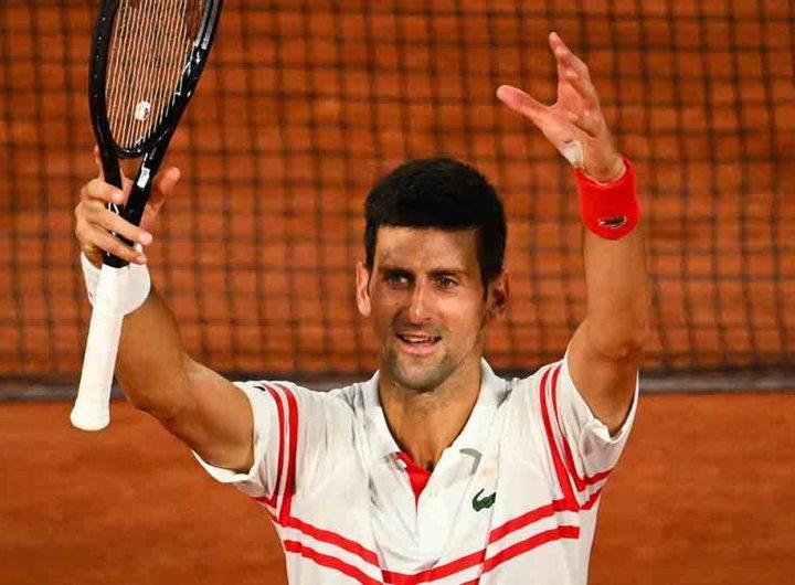 Roland-Garros: Novak Djokovic bat Rafael Nadal en demi-finale