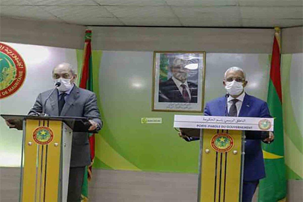 Porte-parole du gouvernement: l'emprisonnement de l'ancien Président Aziz ne concerne pas l'exécutif mais le judiciaire